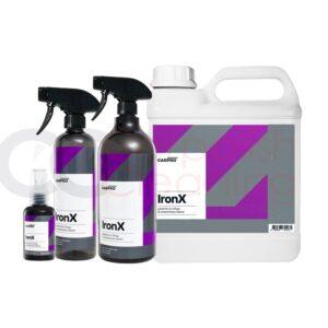 IronX Flugrostentferner Produktvarianten