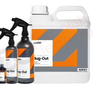 CarPro Bug Out Insektenentferne unterschiedliche Produktgrössen