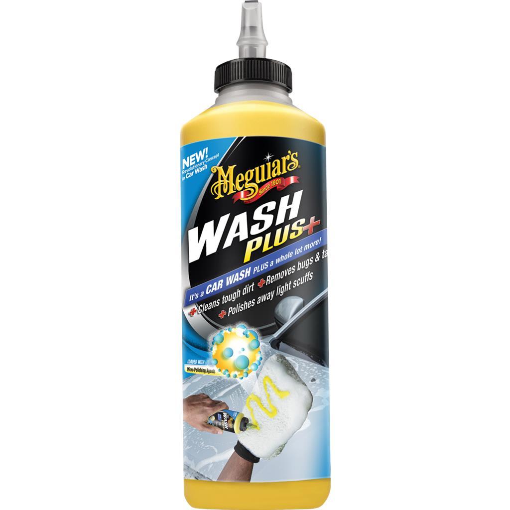 Autoshampoo Meguiar's Wash Plus+