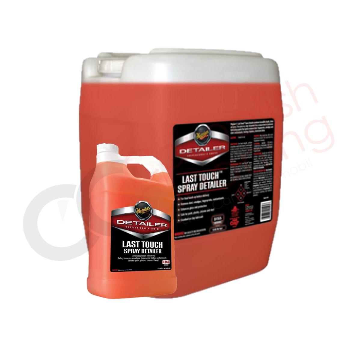 Meguiars Last Touch Spray Detailer