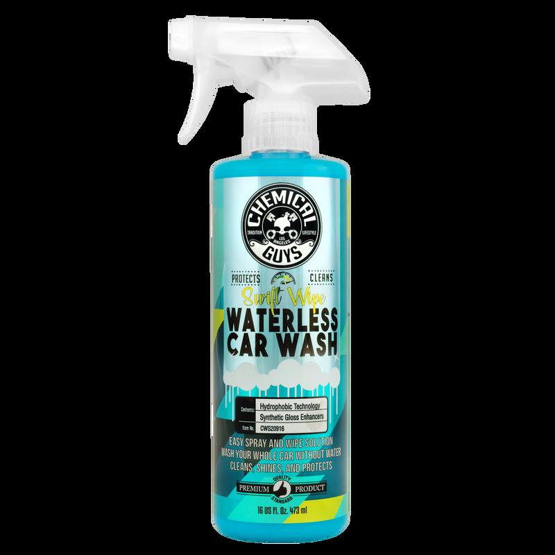Autoshampoo Chemical Guys waschen ohne Wasser