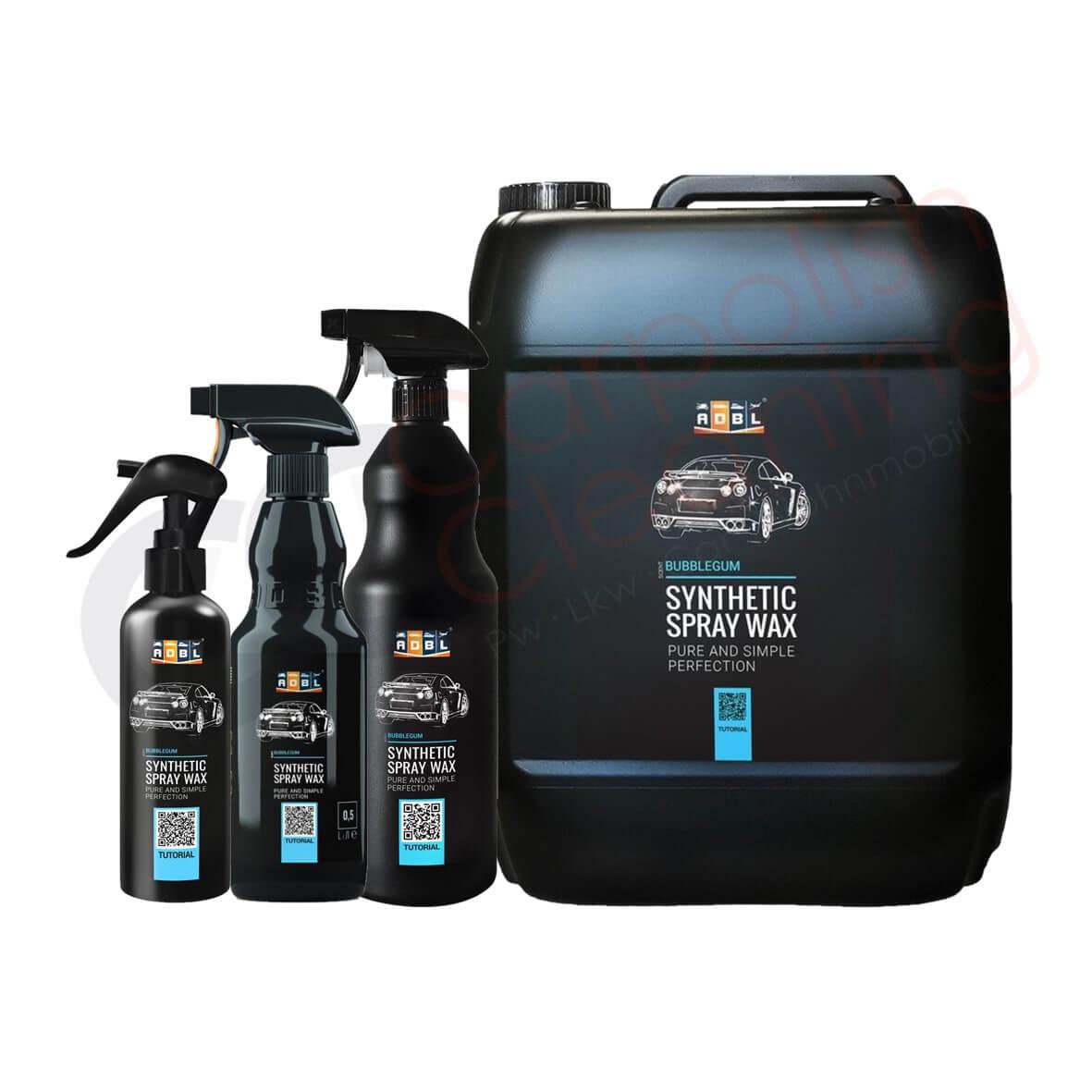 ADBL Synthetic Spray Wax Sprühwachs