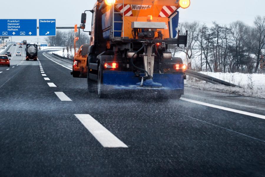 Bedrohung im Winter – Auto vor Streusalz schützen