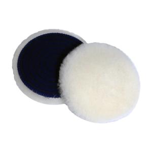 CarPro Polierpad aus Wolle 130mm Durchmesser