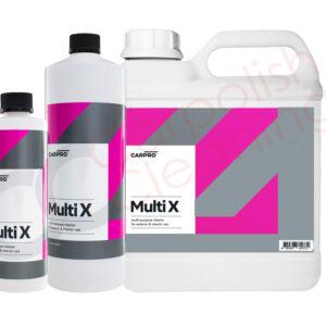 CarPro Multi X Universalreiniger 500 ml, 1 Liter und 4 Liter
