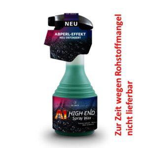 A1 HIGH END Spray Wax