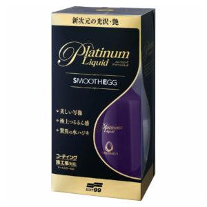 Soft99 Smooth Egg Platinum Liquid Verpackung