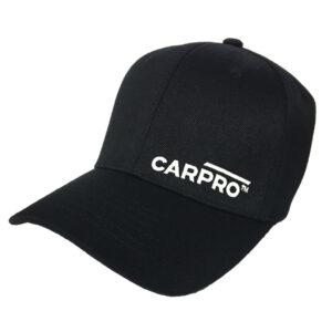 CarPro Basecap schwarz