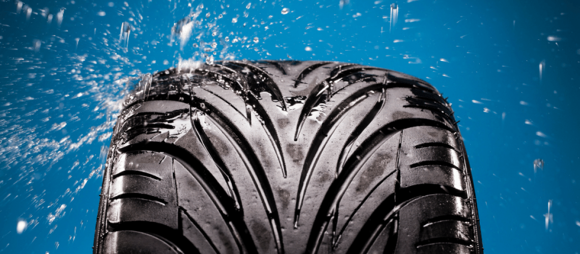 Reifenspray für den ultimativ glänzenden Reifen